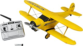 Rage RC A1109 Beechcraft Model 17 Staggerwing Micro RTF