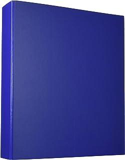 ESSELTE MEETING Classeur à anneaux 4-50-D - F.to 22 x 30 cm - Bleu - 395798500