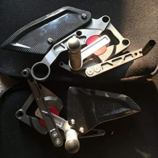bmw s1000r rearsets