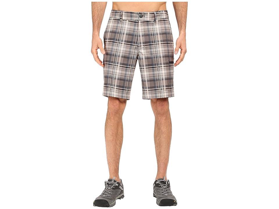 The North Face Pura Vida 2.0 Shorts (Dune Beige Plaid (Prior Season)) Men