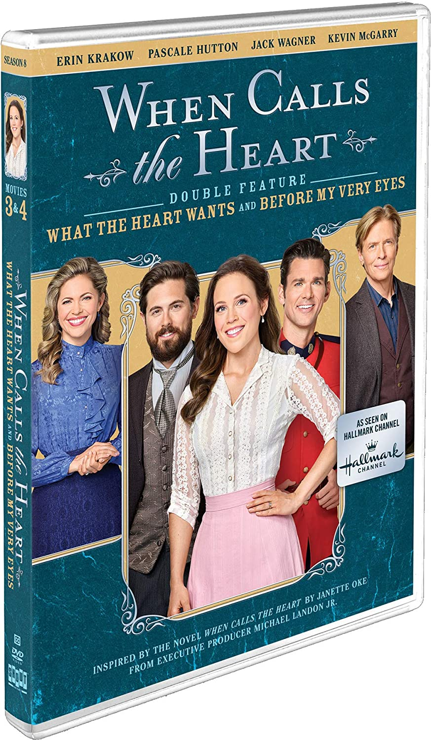 WCTH: HEART WANTS BEFORE Large discharge sale Max 68% OFF EYES DVD