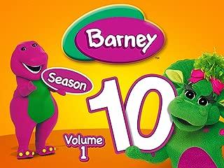 Barney Season 10 Volume 1