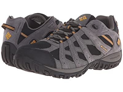 Columbia Redmondtm Waterproof (Black/Squash) Men