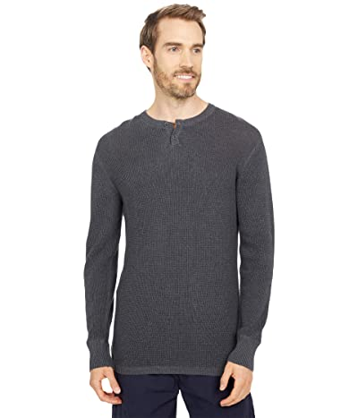 PACT Organic Cotton Henley Sweater