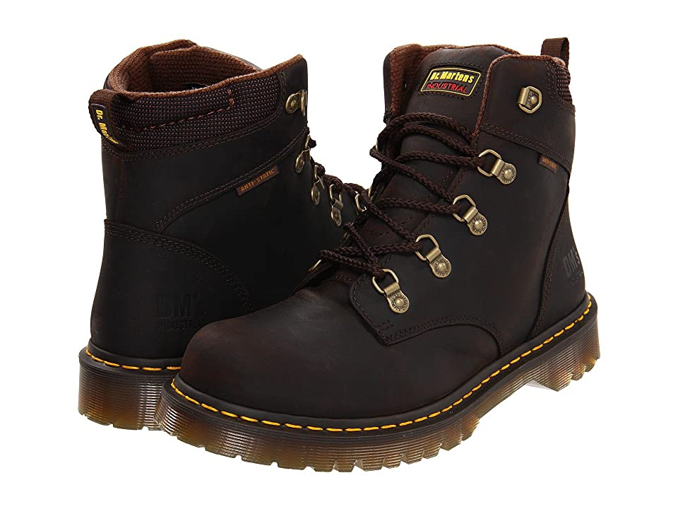 Dr. Martens Holkham NS (Gaucho Volcano) Lace-up Boots