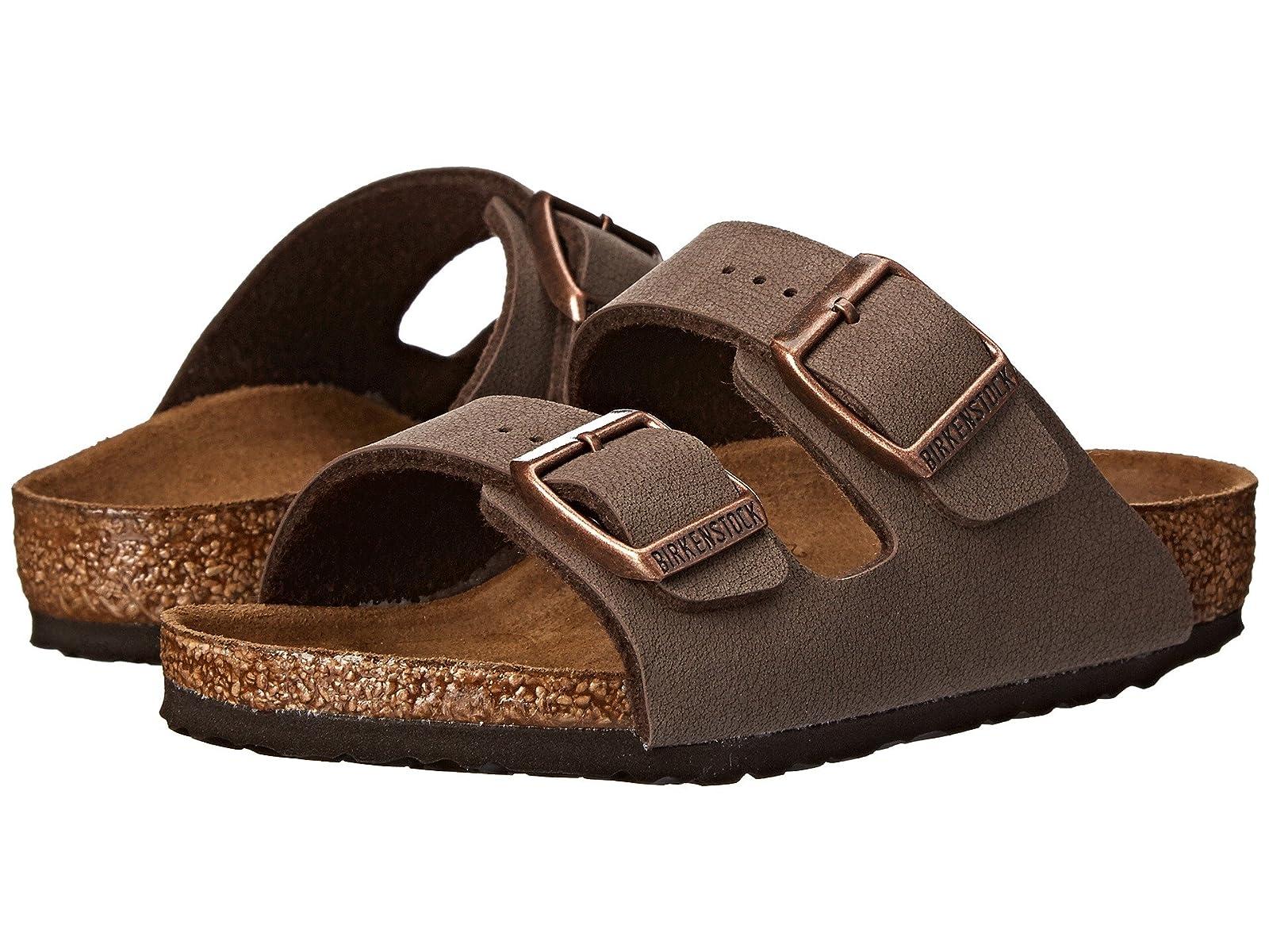 Birkenstock Kids Arizona (Toddler/Little Kid/Big Kid)Comfortable and distinctive shoes