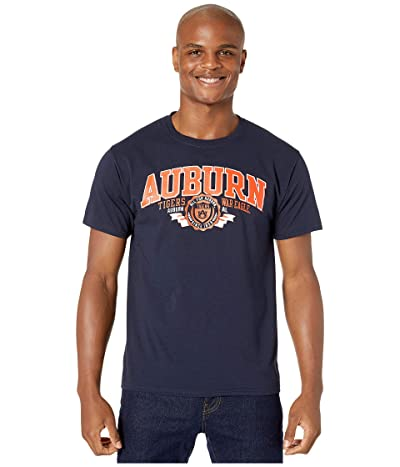 Champion College Auburn Tigers Jersey Tee (Navy 3) Men