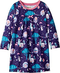 Enchanted Tea Party Nightdress (Toddler/Little Kids/Big Kids)