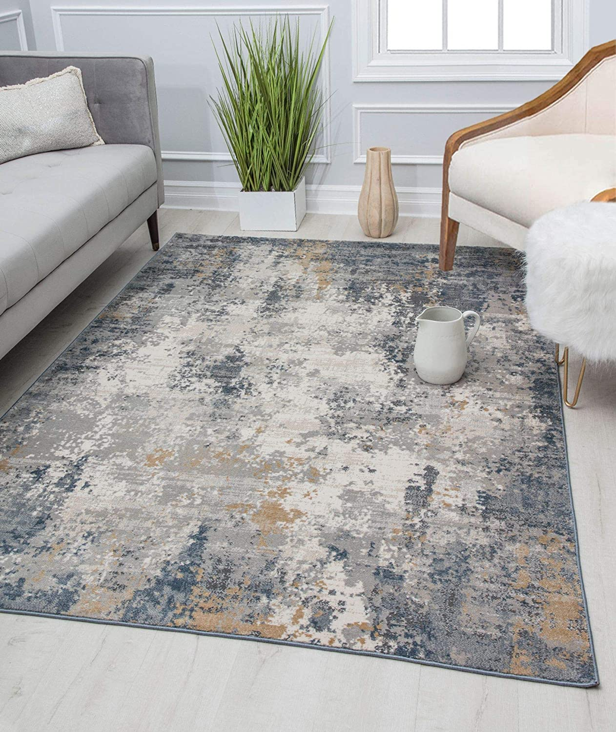 Rugs America MD25A Area 8'0