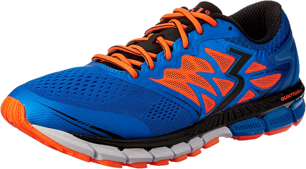 361 Degrees Strata 2 - Mens Structured Running Shoe Men's Running Shoes