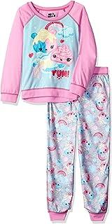 Num Noms Girls' Big Scented 2 Piece Sleepwear Set
