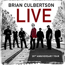 brian culbertson live 20th anniversary tour songs
