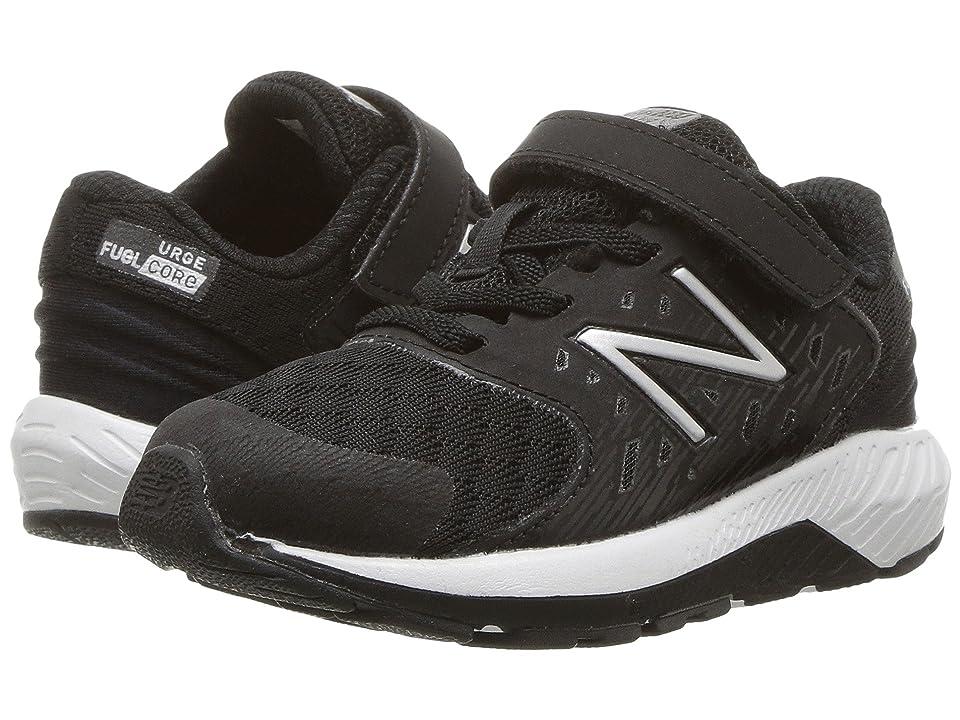 New Balance Kids Vazee Urge (Infant/Toddler) (Black/White) Boys Shoes
