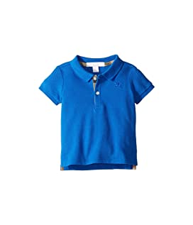 Palmer Short Sleeve Pique Polo Shirt (Infant/Toddler)