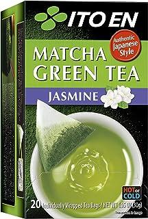 Matcha Tea Green Jasmine, 20 ct