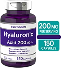 Best hyaluronic acid 200mg capsules Reviews