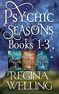 The Psychic Seasons Series: Books 1-3