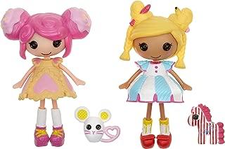Num Noms Mini Lalaloopsy Deluxe Spot Splatter Splash and Crumbs Sugar Cookie Doll