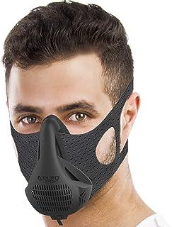 Aduro Sport High Altitude Training Mask Cardio Training Sports Mask Running Mask Breathing Training Workout Masks for Men ...
