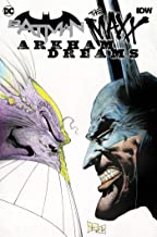 the maxx and batman