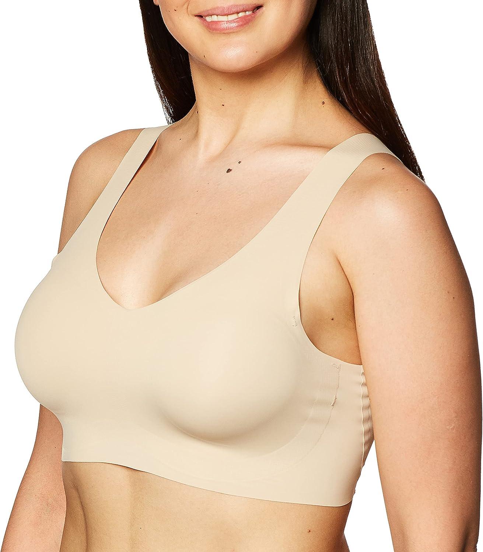 Hanes Women's Invisible Embrace ComfortFlex Fit Wirefree Bra MHG561