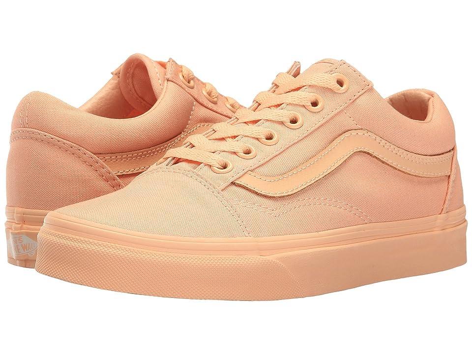 Vans Old Skooltm ((Mono Canvas) Apricot Ice) Skate Shoes