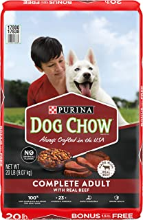Purina Dog Chow Complete With Real Beef High Protein Adult Dry Dog Food