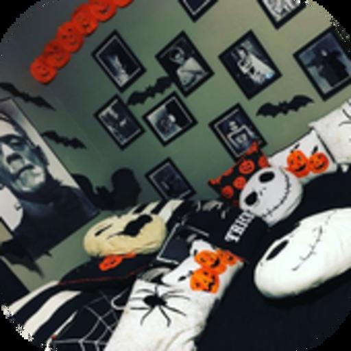 Halloween Home Decoration