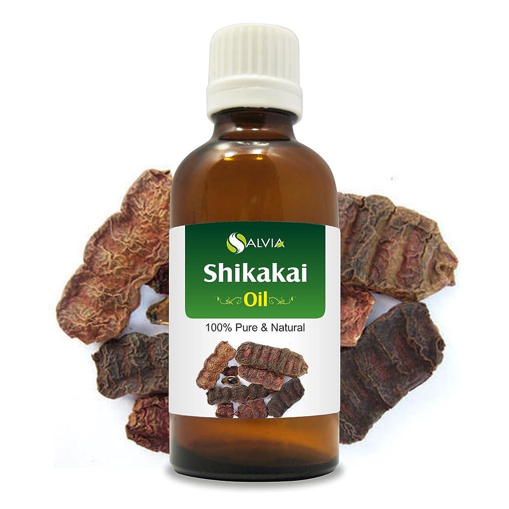 レイプ一般的な傷跡SHIKAKAI OIL 100% NATURAL PURE UNDILUTED UNCUT OIL 100ML