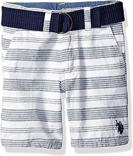 U.S. Polo Assn.. - Pantalón Corto para niño