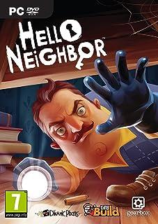 Hello Neighbor (PC DVD) (輸入版)