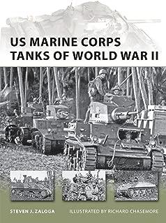 US Marine Corps Tanks of World War II (New Vanguard)