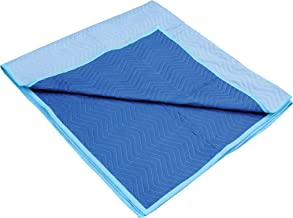 Vestil QPC-7280-UP All Weather Quilted Moving Pad, Polyester, 80