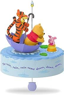 winnie the pooh umbrella music box