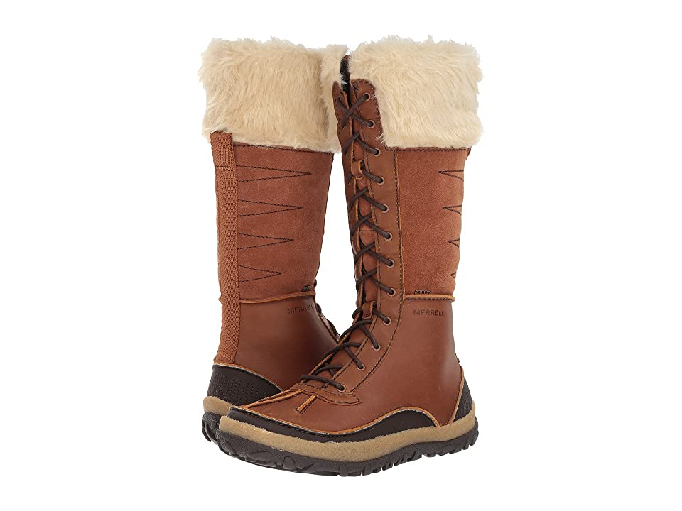 Merrell Tremblant Tall Polar Waterproof (Merrell Oak) Women