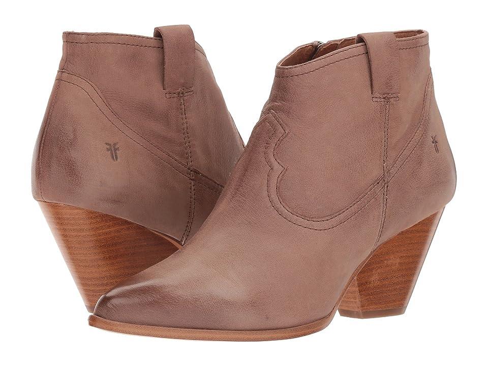 Frye Reina Bootie (Dusty Rose) Cowboy Boots
