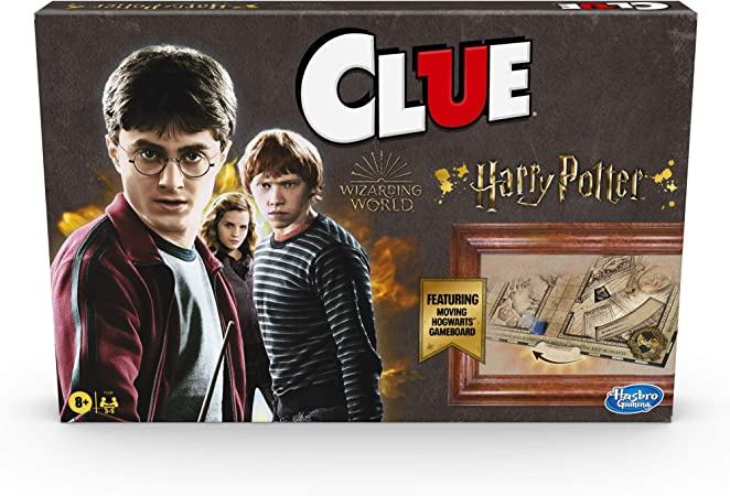 Harry Potter Clue Game