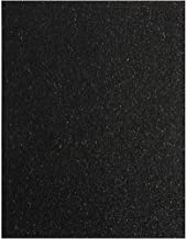 Bright Creations Black Glitter Paper Cardstock for Crafts - 24 Pack, 8.5 x 11 Inches