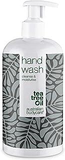 Australian Bodycare Hand Wash 500ml med 100% naturlig Tea Tree Oil | Flytande handtvål som är effektiv mot bakterier och s...