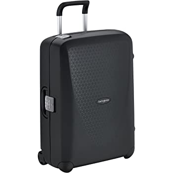 Samsonite Termo Young - Upright M Valise, 67 cm, 69 L, Noir (Black)