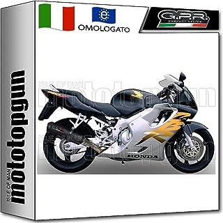 GPR - Tubo de Escape para Honda CBR 600 F 1991 91 1992 92 1993 93 1994 94 1995 95