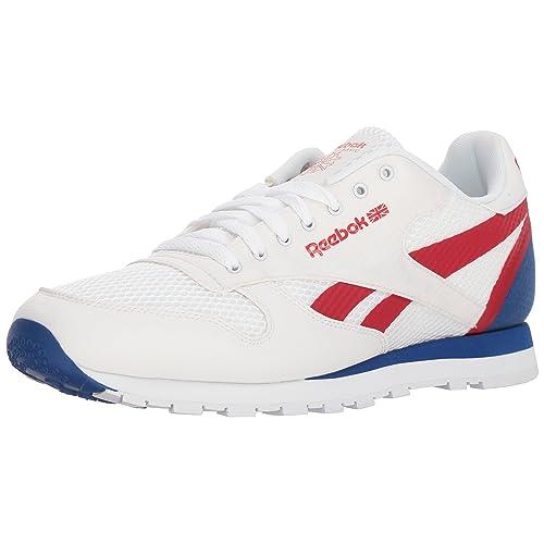 5909fb14e18 Reebok Men s Classic Leather Sneaker