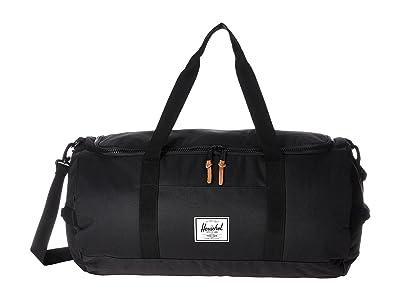 Herschel Supply Co. Sutton (Black 2) Duffel Bags