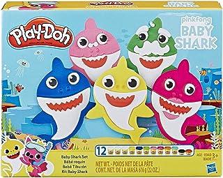 Play Doh - Baby Shark Set (Hasbro, E8141EU5)