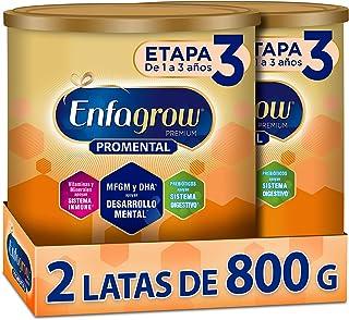 Enfagrow Etapa 3, Pack 1.6 kg Alimento a base de leche para niños a partir de 1 año