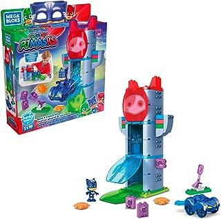Mega Bloks Pj Masks Construcción - Infantil Y Preescolar Cu