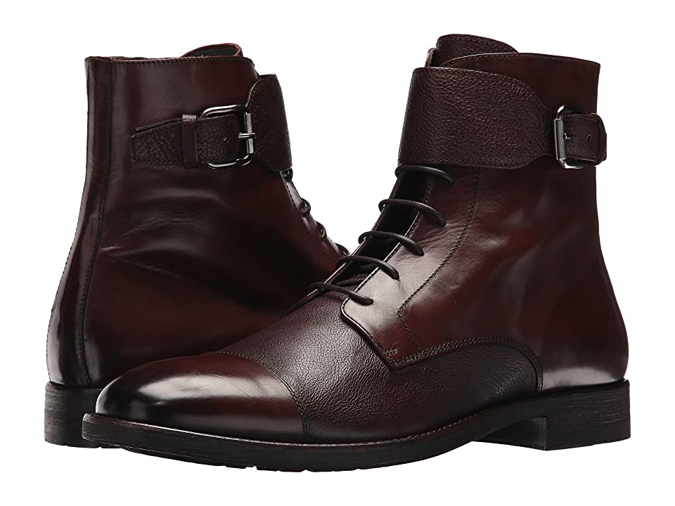 To Boot New York Flyboy (Brown Leather Diver/Burro) Men