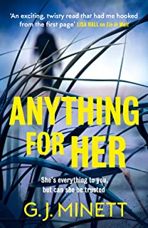 Anything for Her: For fans of LIES (English Edition)