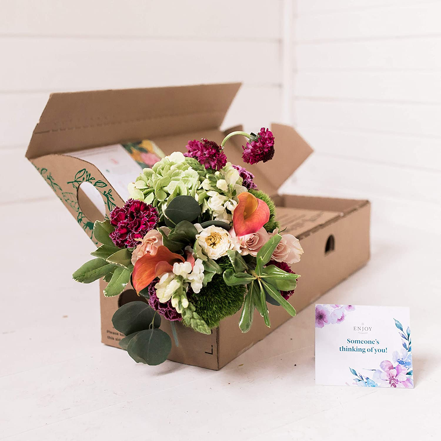 Topics on TV 10% OFF - Fresh Flowers Gift Deliveries Monthly M unisex of Premium 6