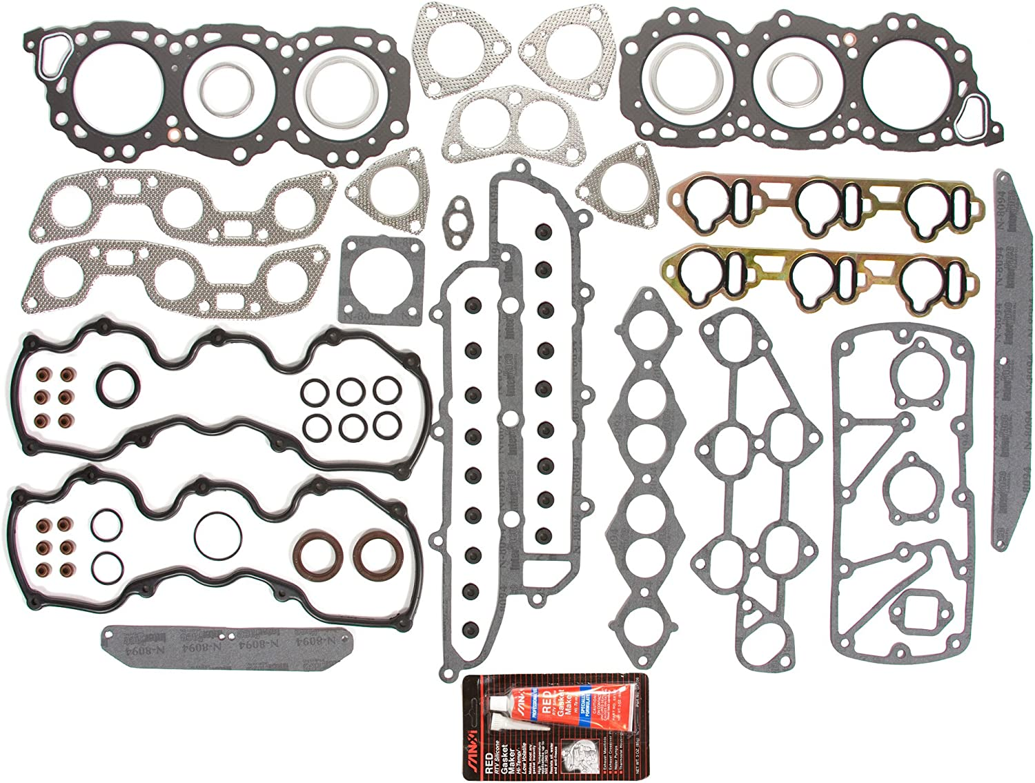 Evergreen HS3023 Ranking TOP16 Cheap mail order specialty store Cylinder Head Gasket Set